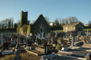 KIldysart graveyard