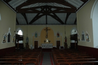 Interior of St Michael's Church
