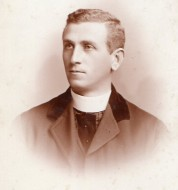 Benjamin O'Donovan 1915-1916