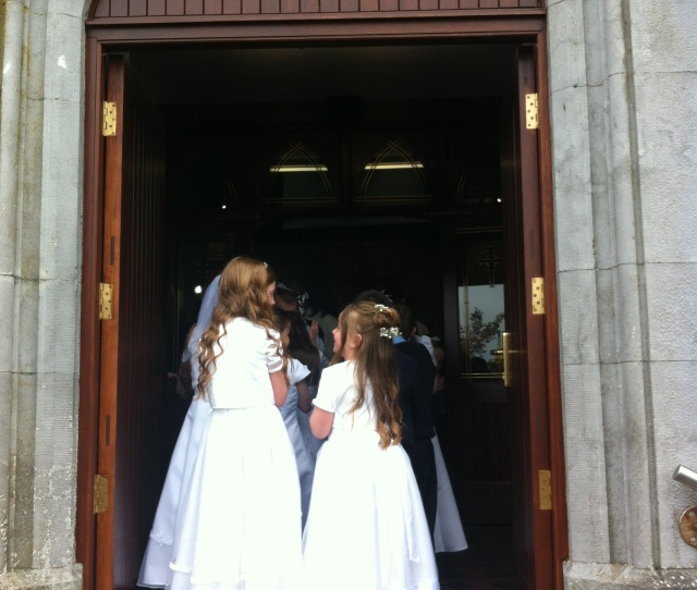 First Holy Communion Sunday   C2 B