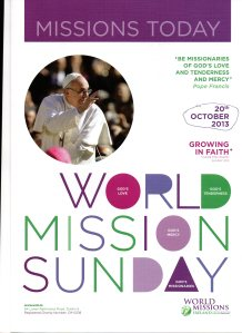 Mission Sunday 2013