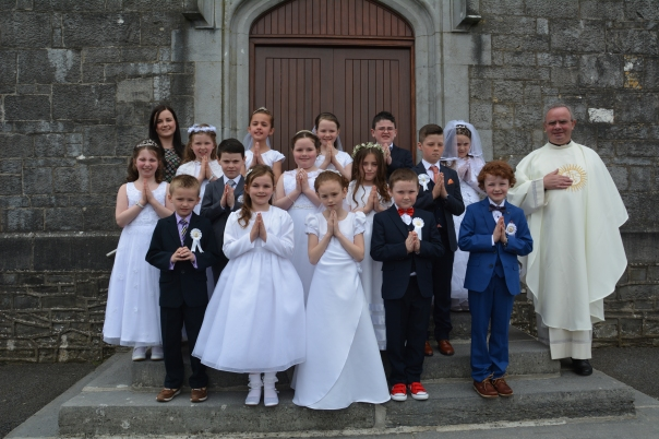 First  Holy Communion Class 2016