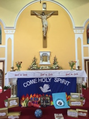 Confirmation altar 2016
