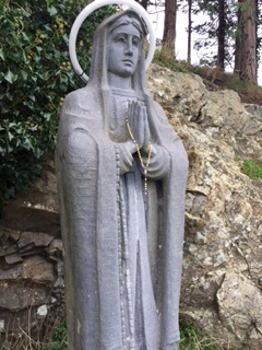 Marian Shrine, Kildysart
